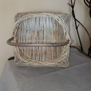 Accents - Home Decor Woven Basket